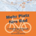 """4. Heidelberger Radparade """"Mehr Platz fürs Rad!"""""""